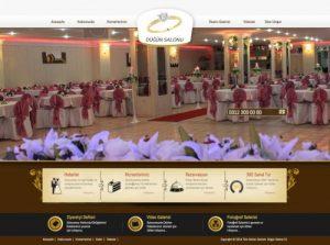 düğün salonu scripti