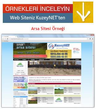 Hazır Arsa Sitesi