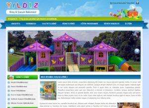 hazır anaokulu sitesi kreş sitesi