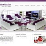 Hazır Mobilya Mağazası Sitesi