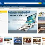 Hazır Web Sitesi Scriptleri